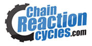 Mountain Bikes, BMX Bikes and Road Bikes are all available at Chain Reaction Cycles.